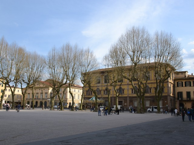 From Lucca, Italy